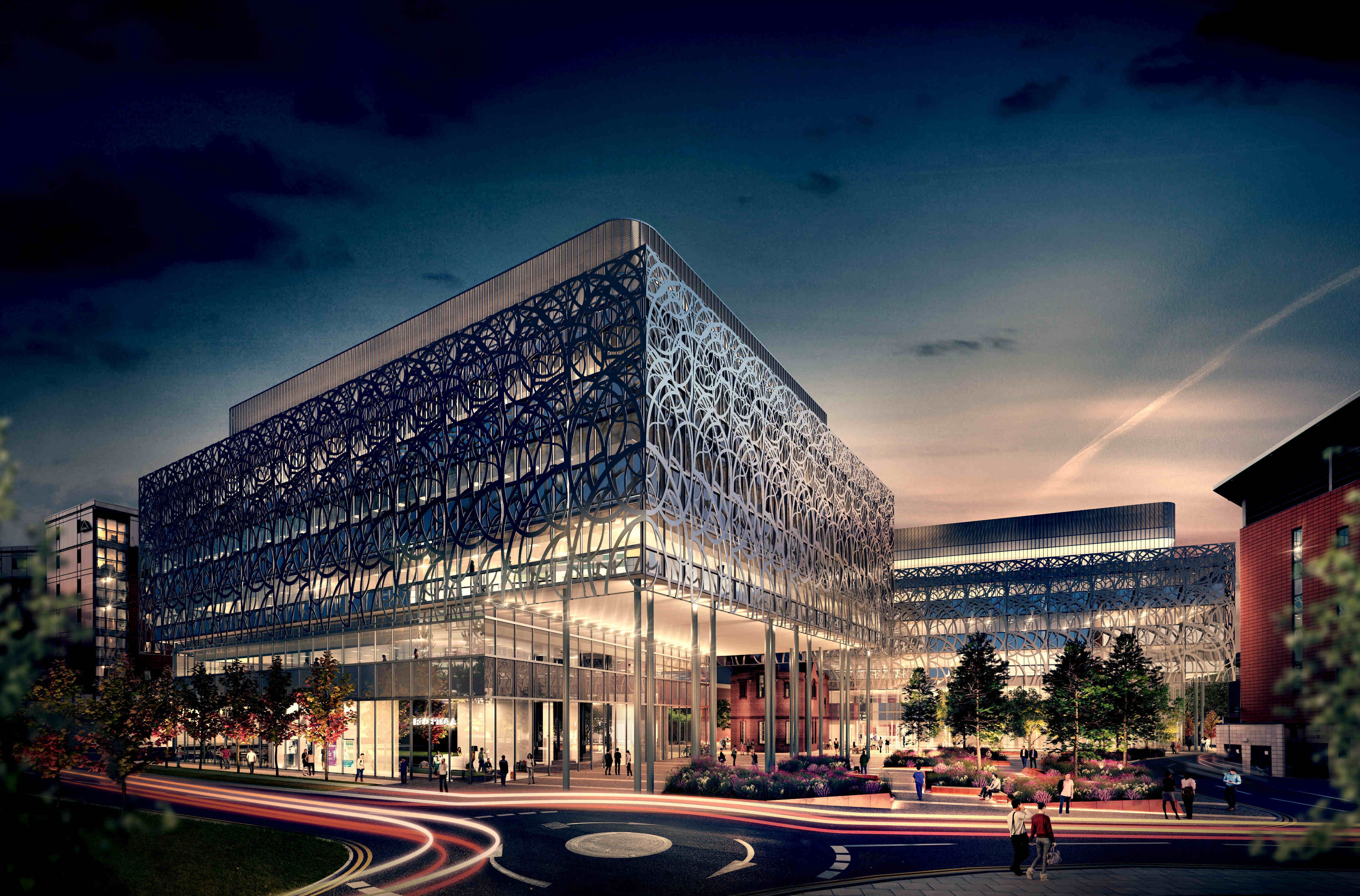 Thumbs Up For 163 60m Expansion Of Citylabs Biomedical Campus