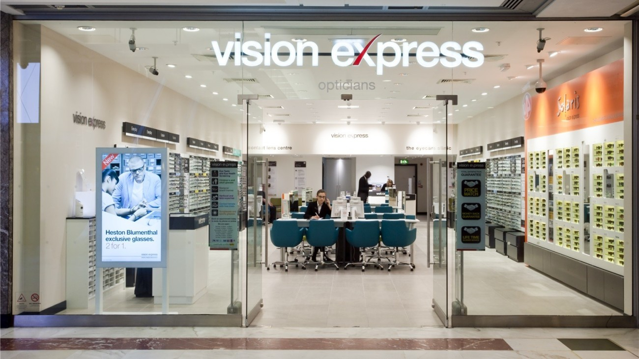 vision express buys tesco 39 s opticians business. Black Bedroom Furniture Sets. Home Design Ideas