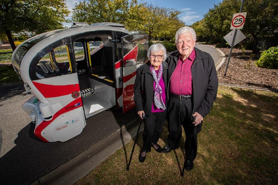 Coventry Autonomous Specialist Launches Australia S First