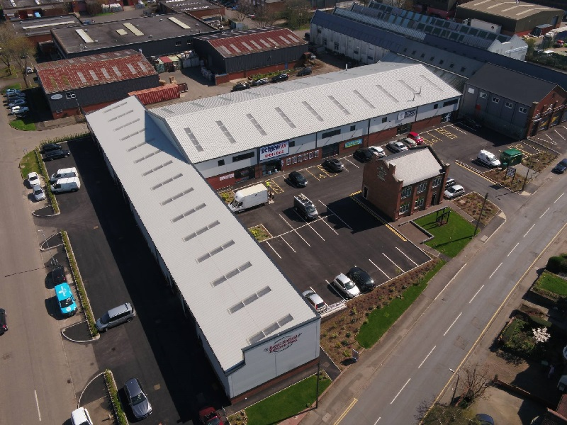 Council Snaps Up Industrial Estate In 163 2 75m Deal