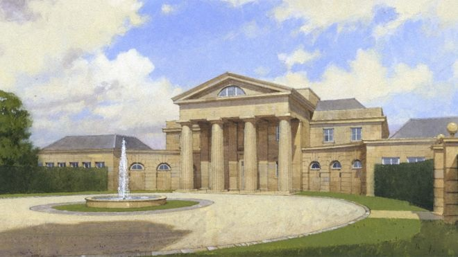 Plans For New Stately Home Given Green Light