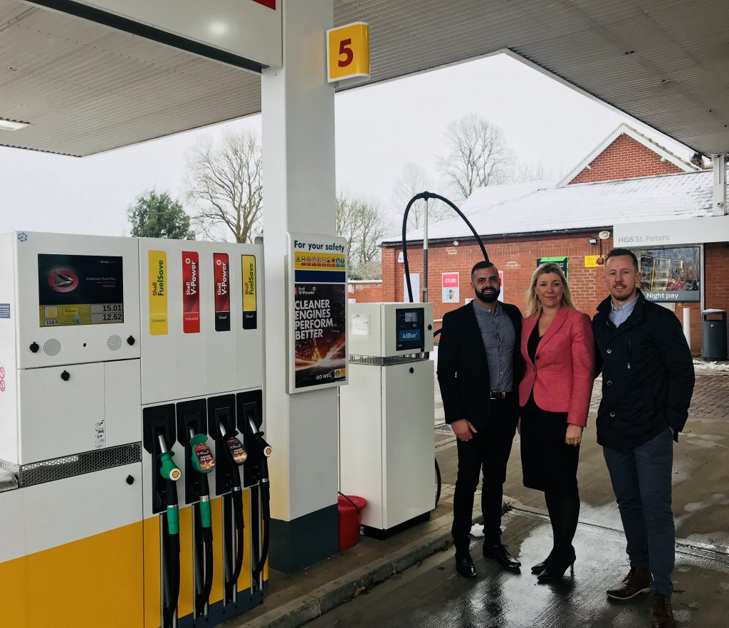 Deal Brings 10 New Jobs At Leicester Petrol Station