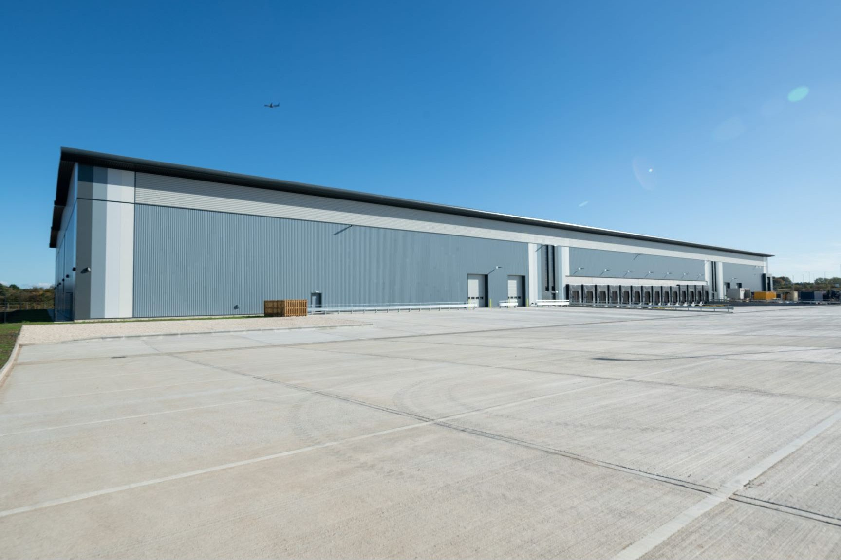 First phase of DB Symmetry's £70m investment complete at ...