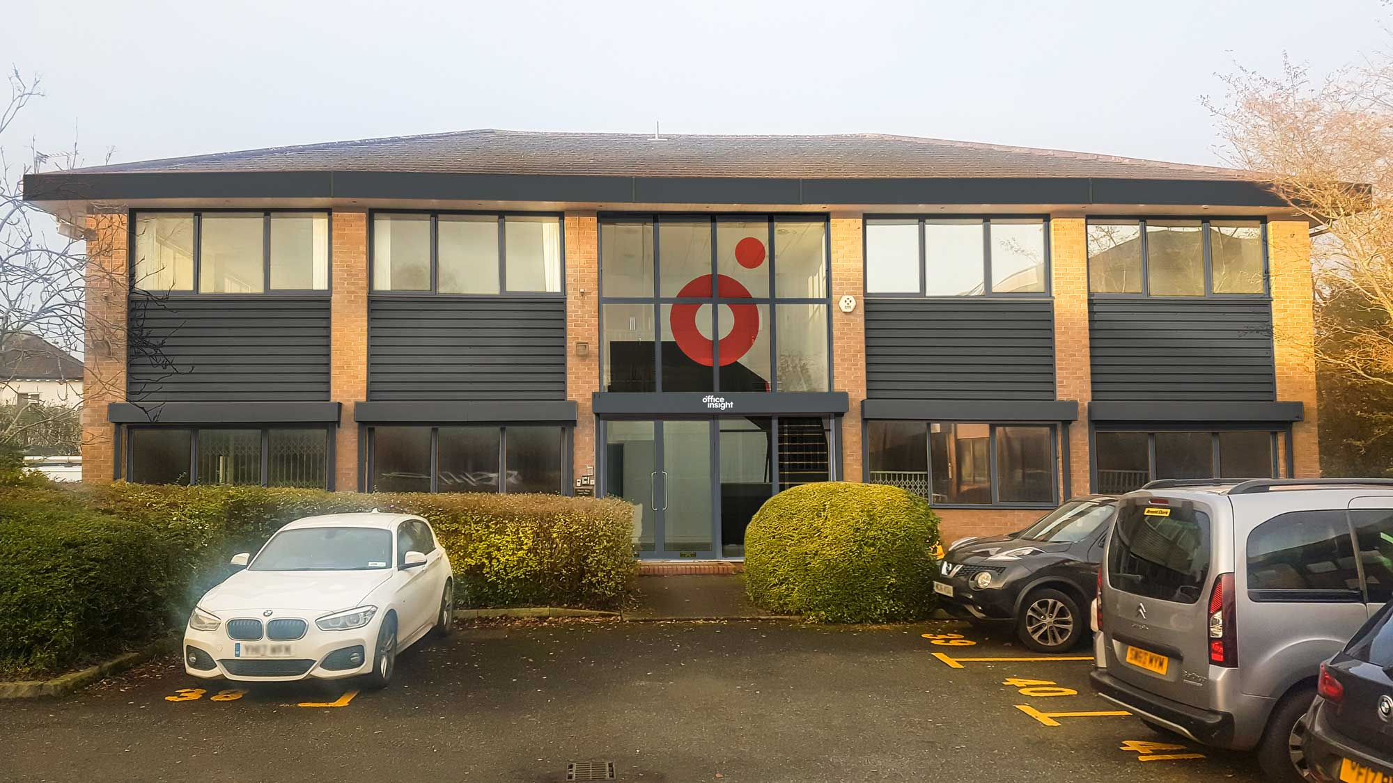 Altrincham office building sold for 550 000 plus for Office design west yorkshire