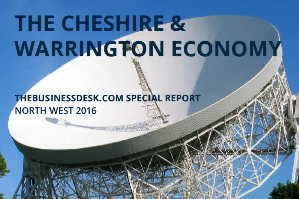 The Cheshire and Warrington economy