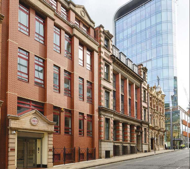 Law Firm Relocates Birmingham Office To Accommodate Growth