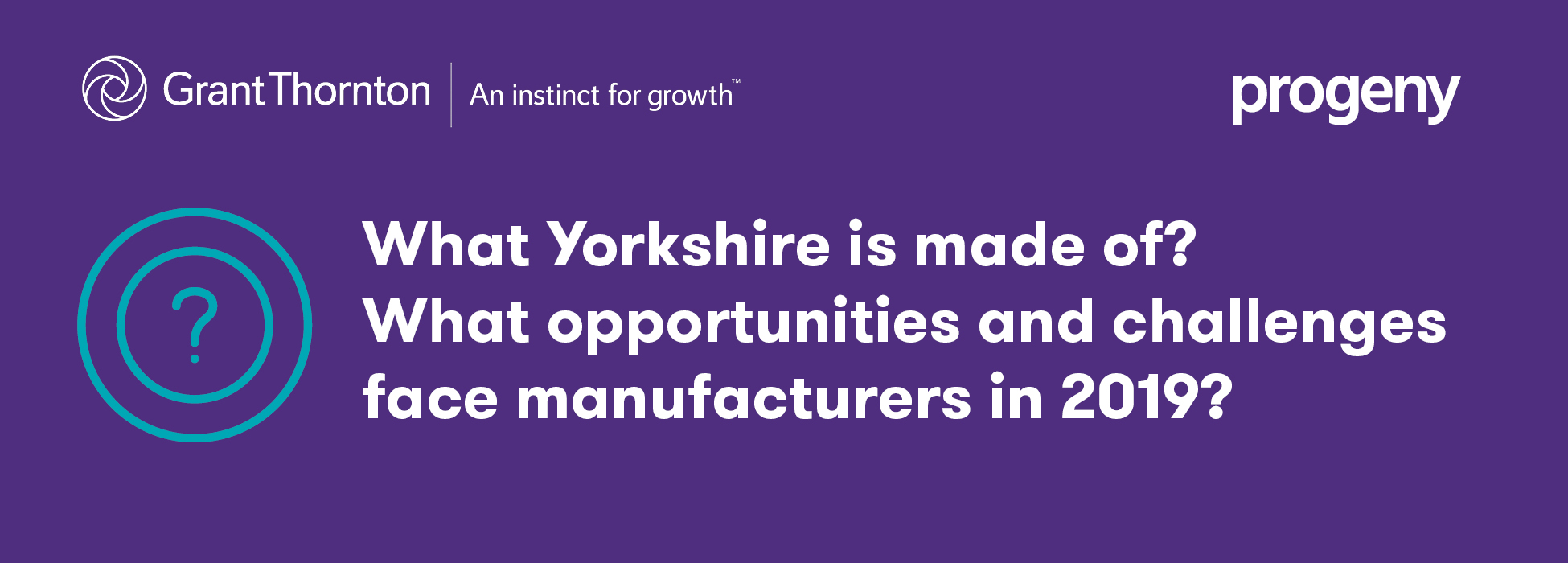 Unity and strength gives Yorkshire its unique proposition