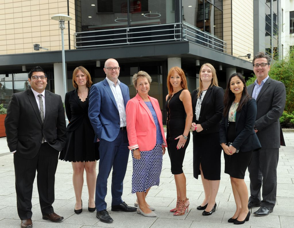 Nottingham law firm promotes five employees - Love