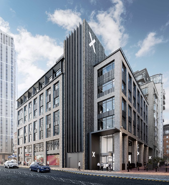 Birmingham's Largest Office Refurbishment Scheme Given
