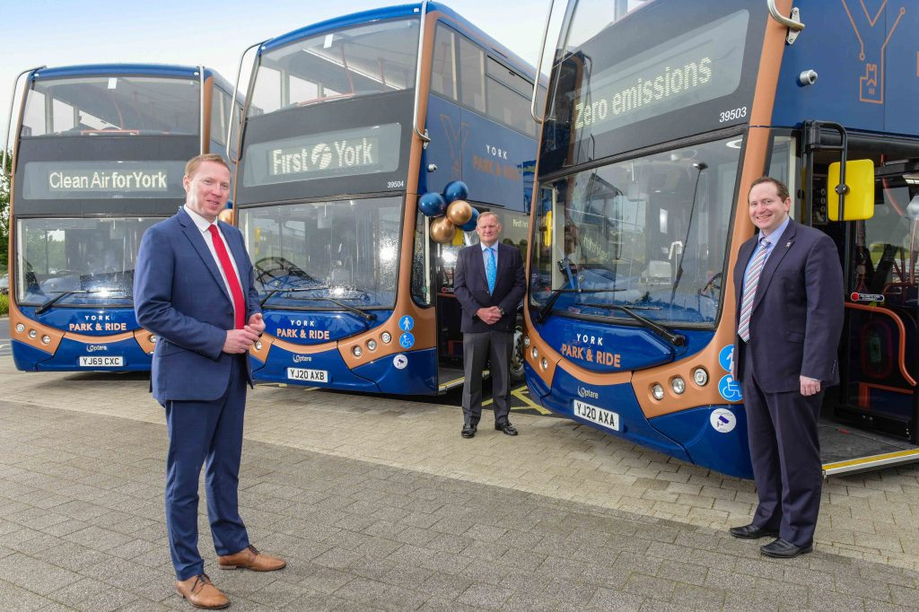 Roll Out Begins Of UK U0026 39 S Largest Zero Emission Park And