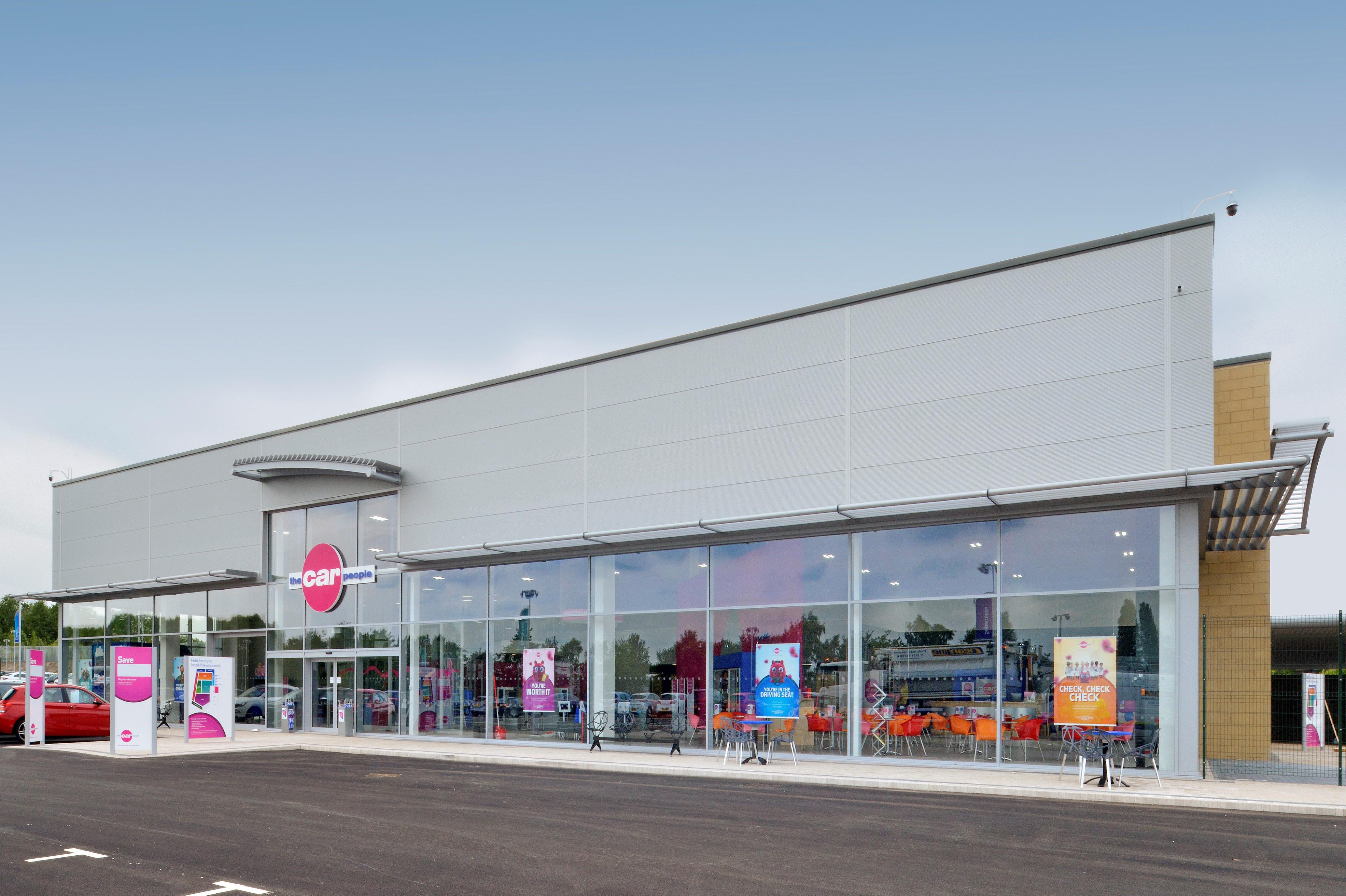 Used Car Supermarket East Midlands