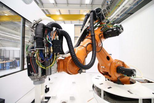 163 850 000 Aerospace Robotics Project Completes At Amrc