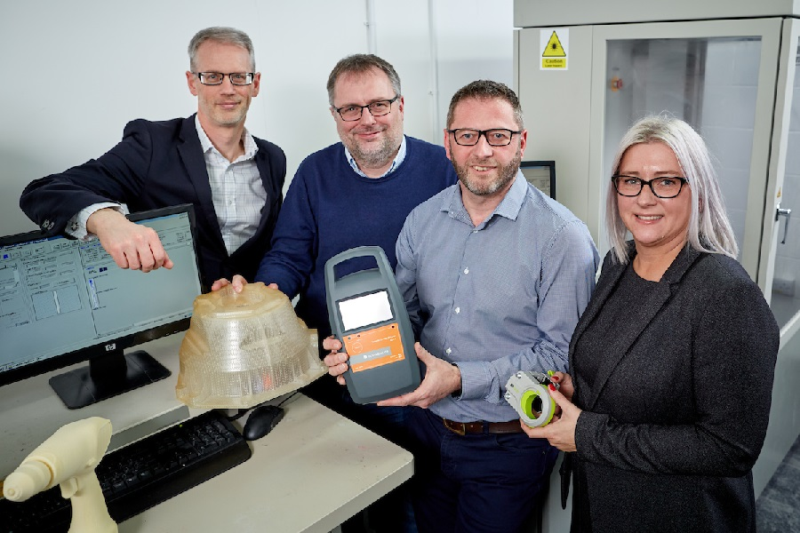 Funding boost for product design firm brings jobs to former colliery site | TheBusinessDesk.com