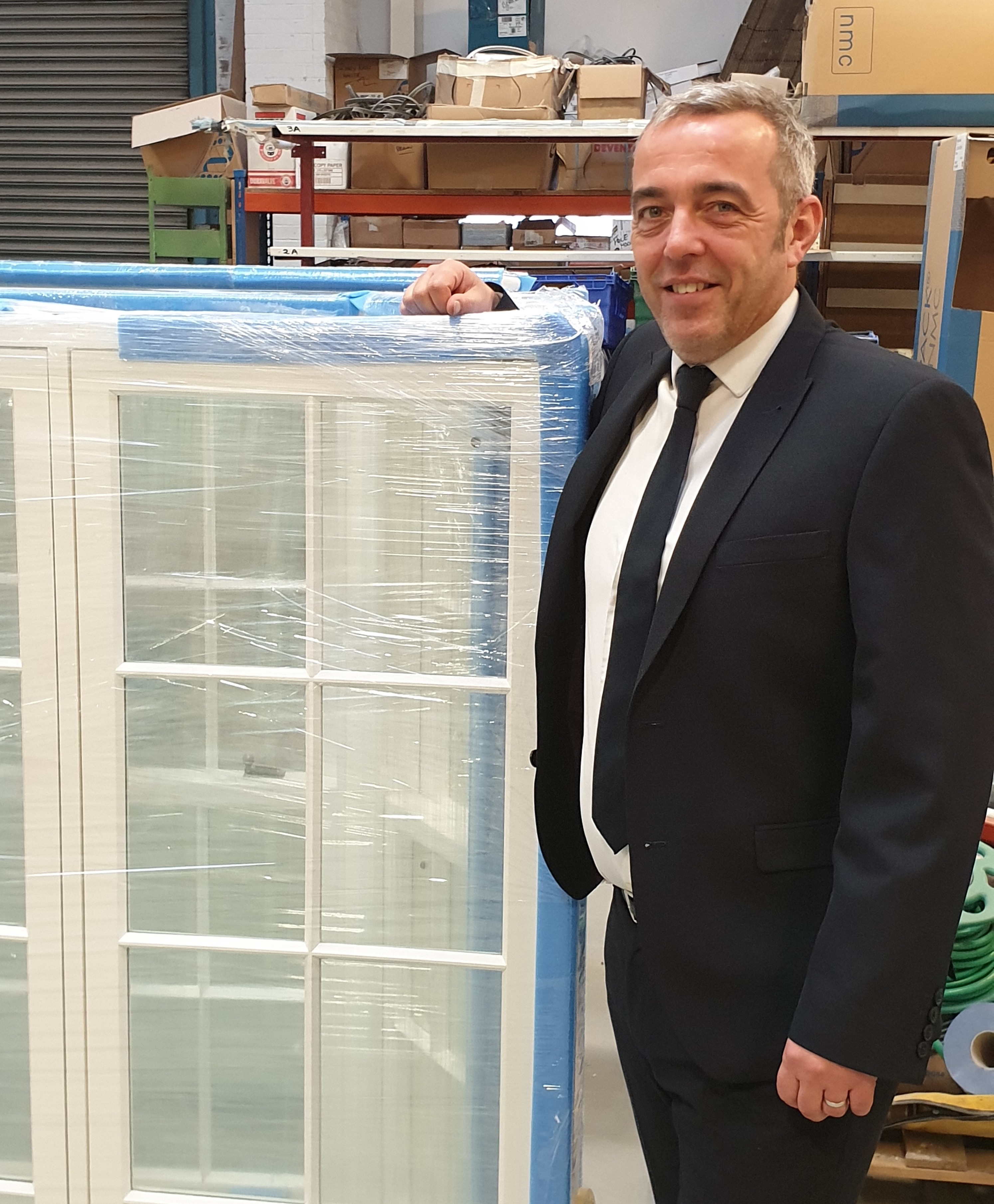 Joe Grimley, Commercial Sales Manager At