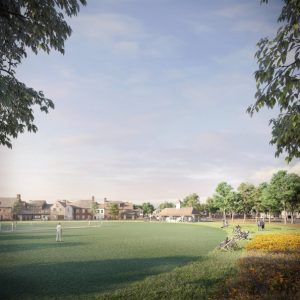 The owners of Escrick Park Estate, in North Yorkshire, have outlined their vision for a brand new community featuring more than 4,000 homes.