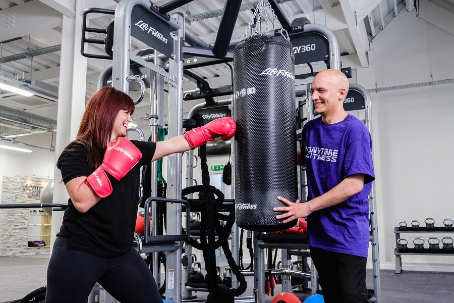 Anytime Fitness Login - More info