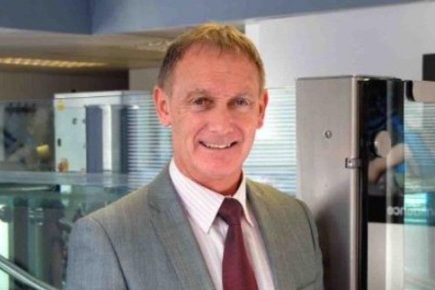 Chris Truman, managing director of SYSPAL