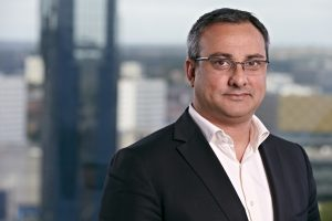 Neil Rami, chief executive of West Midlands Growth Company
