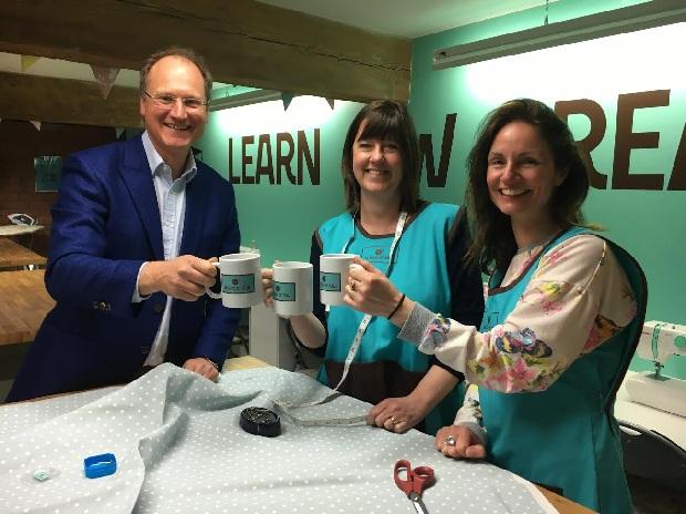 Sewing school business plan