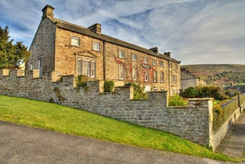Historic Yorkshire Dales National Park Hotel Up For Sale