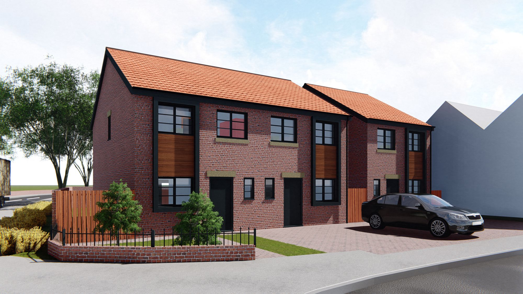 New Build Homes Due In Chesterfield