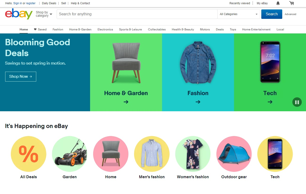 Ebay To Open First Uk Concept Store In Wolverhampton Thebusinessdesk Com