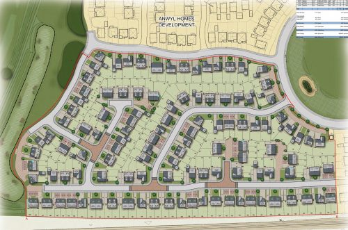 Blueprint for new taylor wimpey homes development submitted blueprint for new taylor wimpey homes development submitted carr lane plan malvernweather Image collections