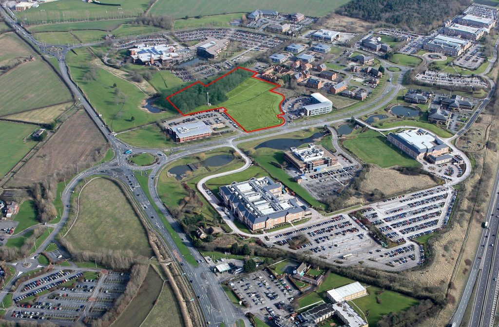 Green Light For Much Needed Offices At Chester