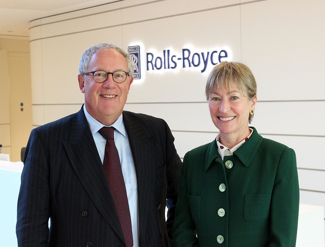 Rolls Royce Pensions Chair To Step Down Thebusinessdesk Com