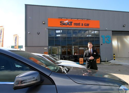 Car Hire Giant Sixt Signs Up To Leeds Industrial Park