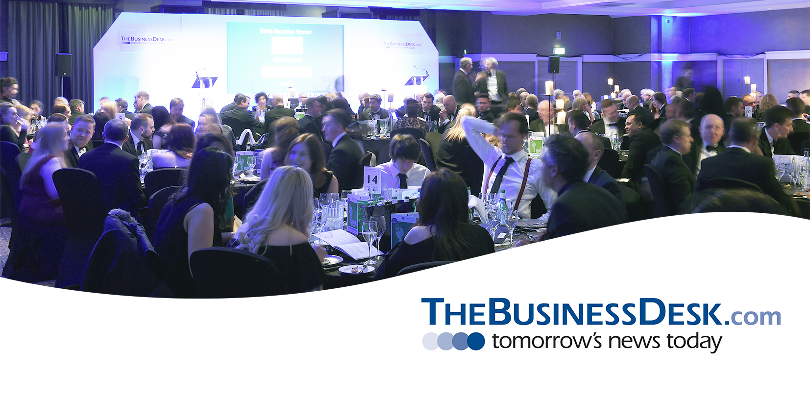 Business Masters 2018 North West Awards Dinner