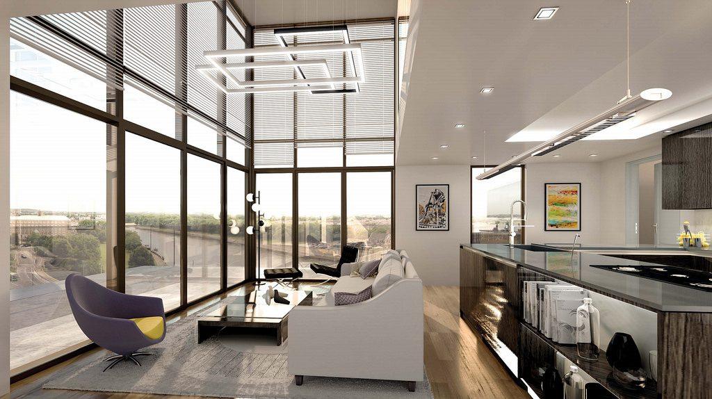 Revealed new images of bridgford house redevelopment for Interior design agency nottingham