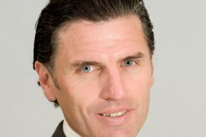 Ian Lonergan, chief executive of Charter Court Financial Services