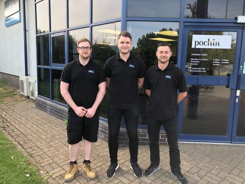 Leicester Plumbing Firm Expands With Acquisition And New Opening