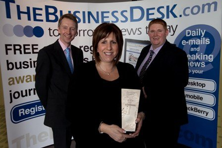Nw Business Masters 2017 North West Newcomer