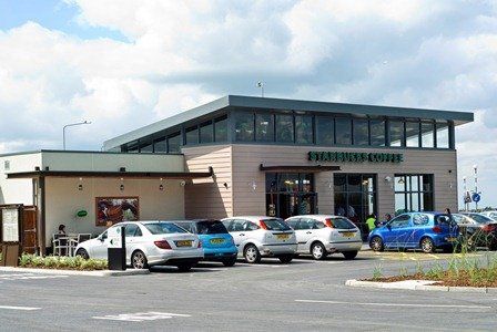 Euro Garages Continues Starbucks Rollout Thebusinessdesk Com