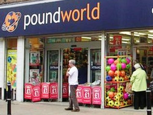 More Than 1 000 Jobs Lost As Poundworld Announces Further Closures