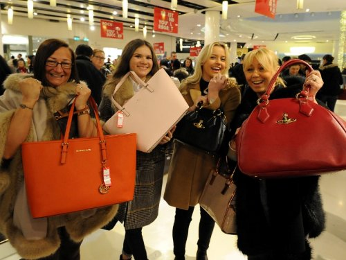 40aae3b664333 Selfridges in line for record trading as bargain hunters head for the sales