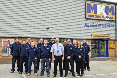 Jobs Created As Building Supplier Opens Its Doors