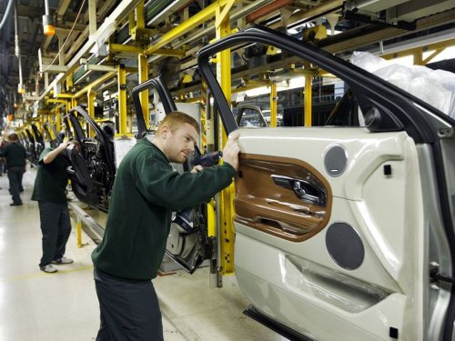Jaguar Land Rover to create 800 new jobs as expansion gathers pace