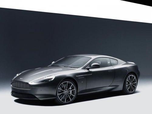 Motoring Aston Martin Reveals Its Ultimate Grand Tourer