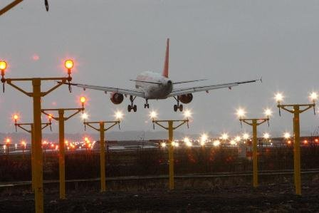 JLA spends £600k upgrading landing lights | TheBusinessDesk com
