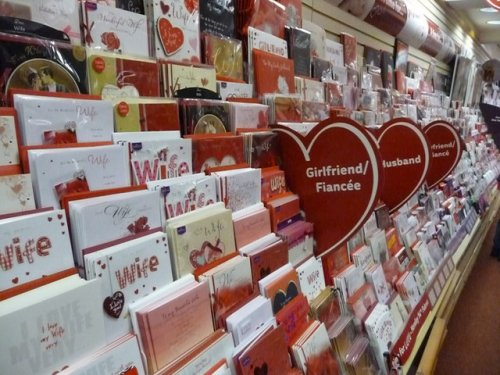 Card shops to close in region as Clintons collapse bites – Clintons Valentines Cards