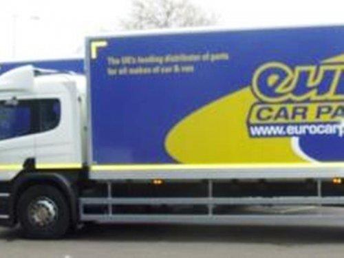 Euro Car Parts Takes A 258 000 Sq Ft Facility In Tamworth
