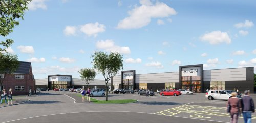 Blueprint for phase three of major retail development submitted blueprint for phase three of major retail development submitted property malvernweather Gallery