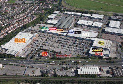 crown estate pays 101m for aintree retail park. Black Bedroom Furniture Sets. Home Design Ideas