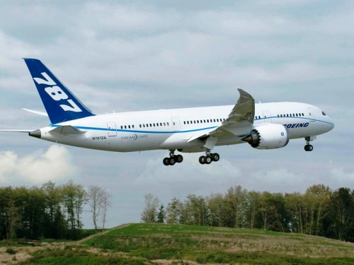 midland aerospace firms boosted by delivery of 787