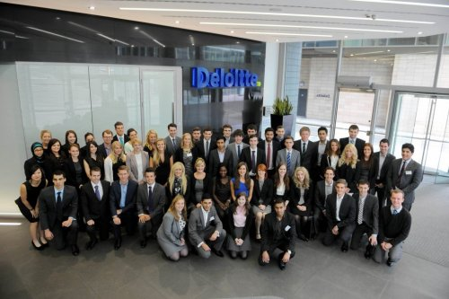 Deloitte Adds 63 To North West Team