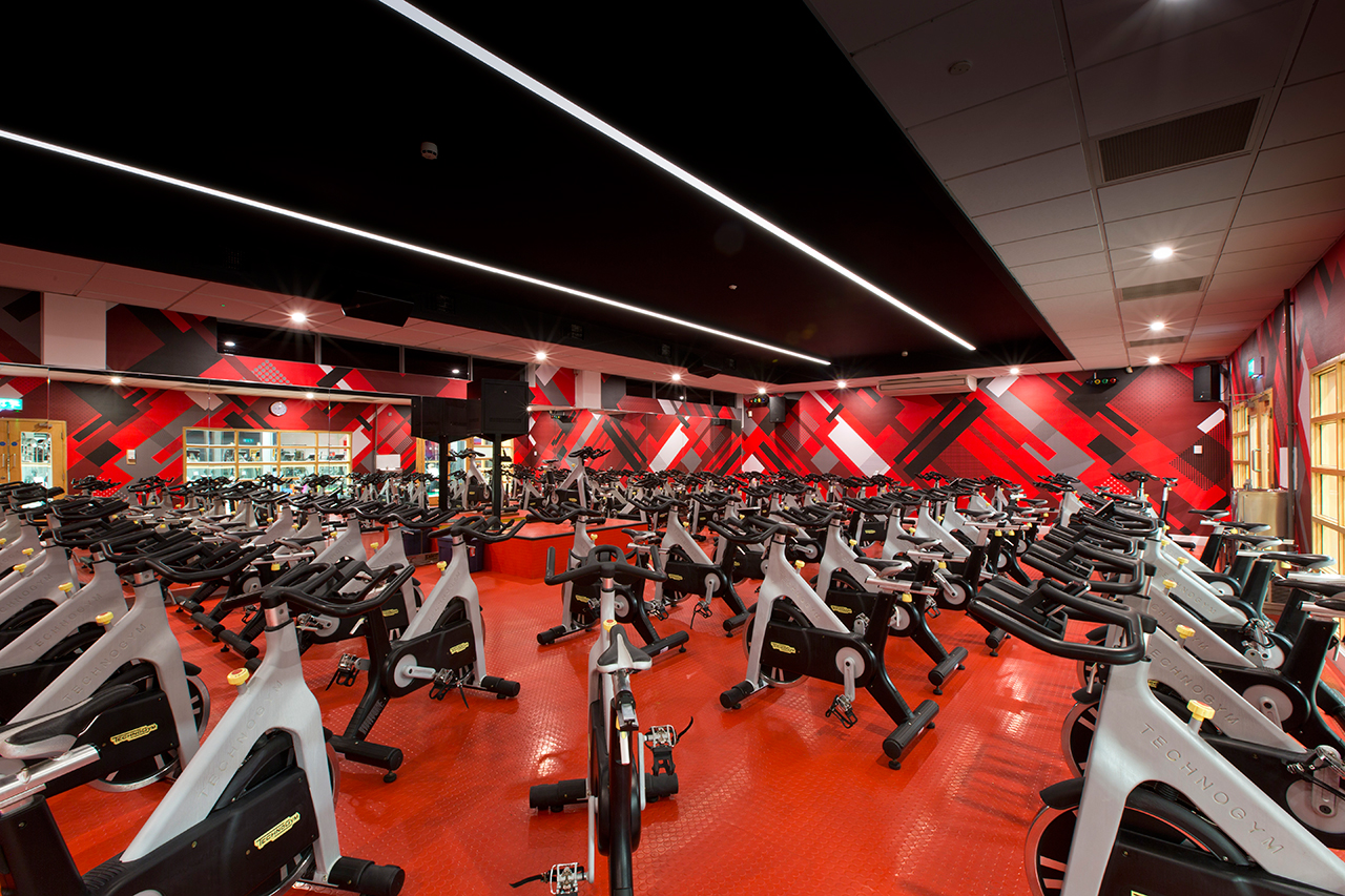 Virgin active sells derby gym for Gimnasio fitness club