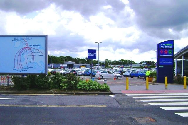 Car Park Luton Airport Short Stay